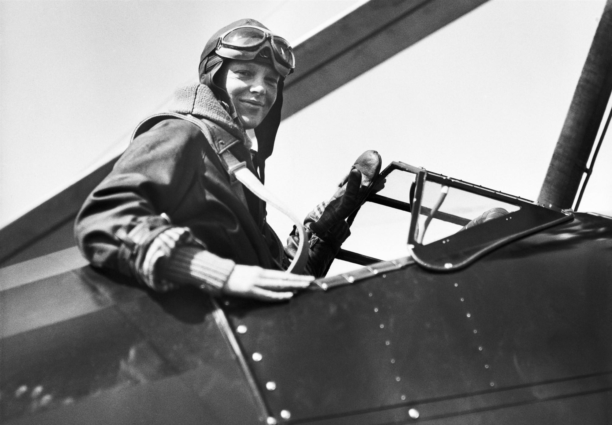 AmeliaEarhart - Curso de Inglês Online