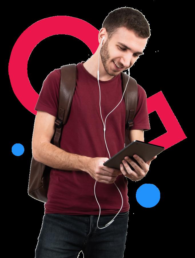 Estudante 1 - Curso de Inglês Online