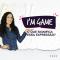 I'm Game! – O que significa?