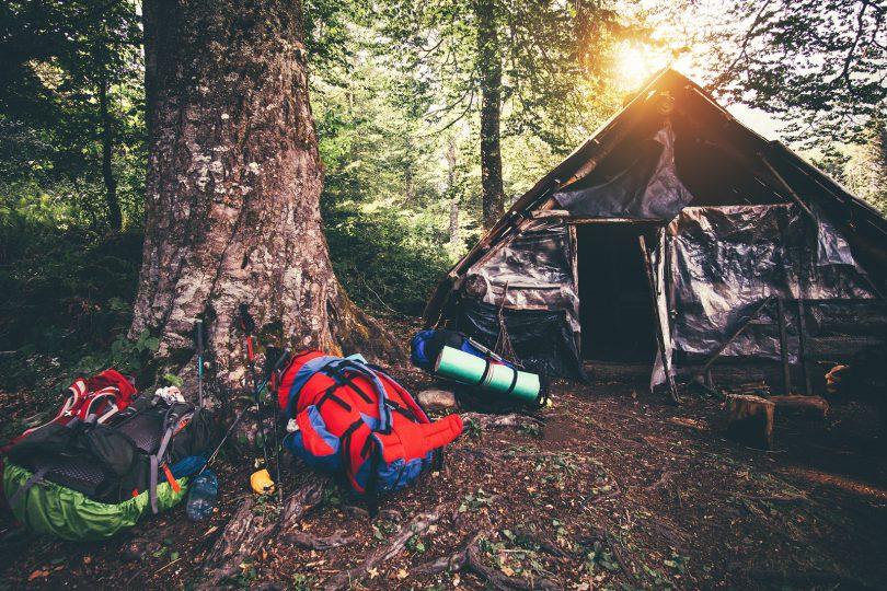 acampamento - Curso de Inglês Online