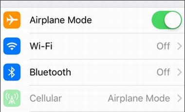 airplane mode ingles 200 horas - Curso de Inglês Online