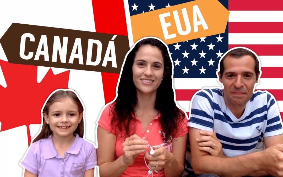 Diferenças entre o Canadá e Estados Unidos