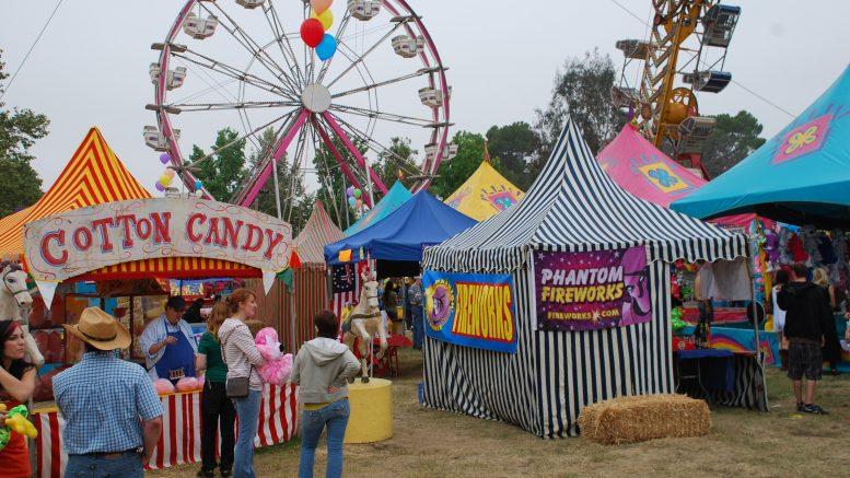 carnival cotton candy - Curso de Inglês Online