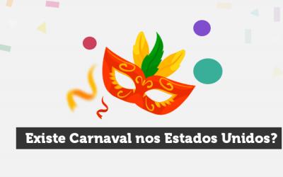 Existe Carnaval nos Estados Unidos?