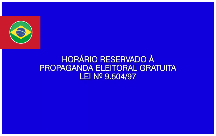 insercao horario politico - Curso de Inglês Online