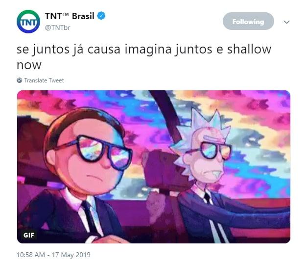 meme shallow now 2 - Curso de Inglês Online