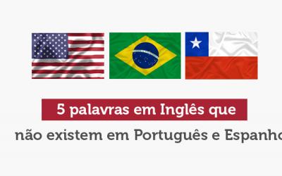 5 palavras em inglês que não existem em português e espanhol
