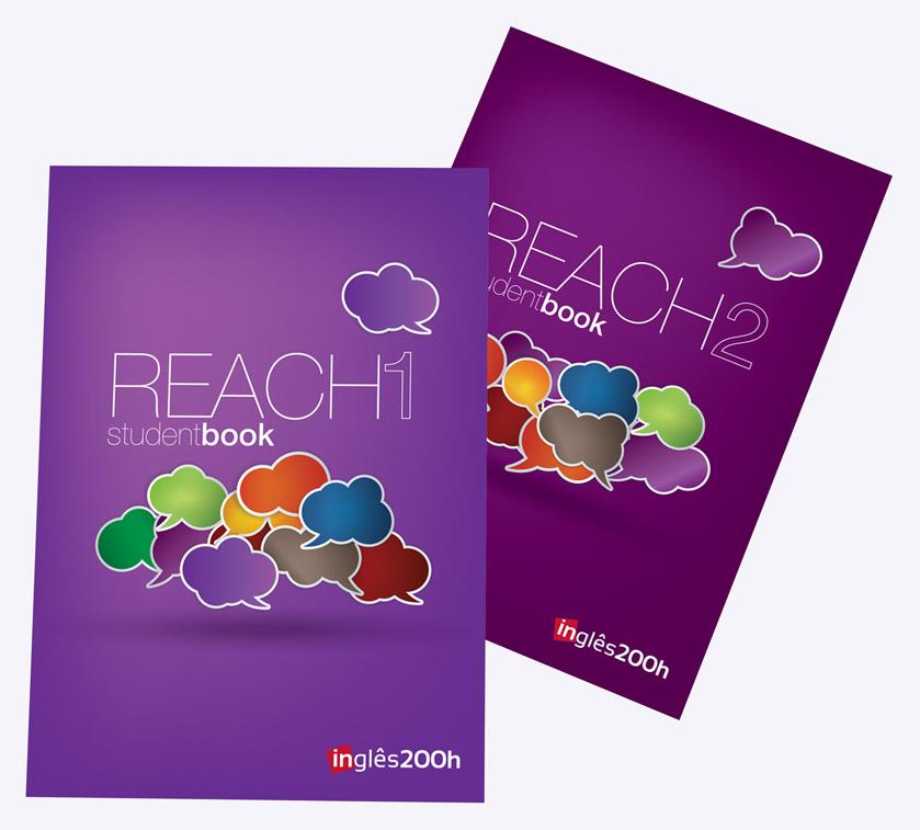 reach 1 2 - Curso de Inglês Online