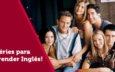 5 séries para aprender Inglês!