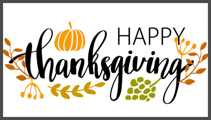 thanksgiving ingles 200 horas - Curso de Inglês Online