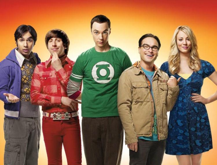 the big bang theory - Curso de Inglês Online