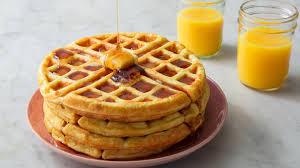 Comida americana: Waffle